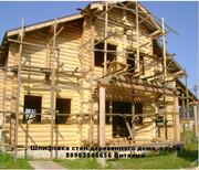 Реставрация старых домов,  герметизация швов и трещин